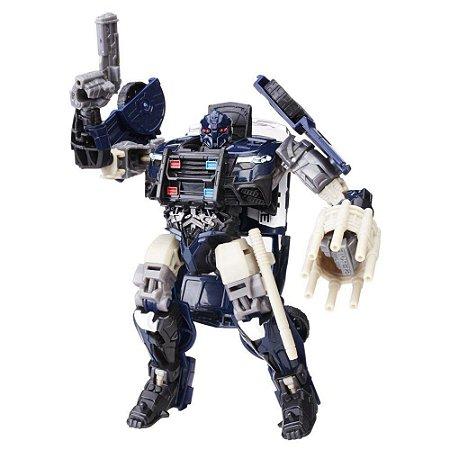 Hasbro Transformers TLK Premiere Edition Decepticon Barricade Deluxe