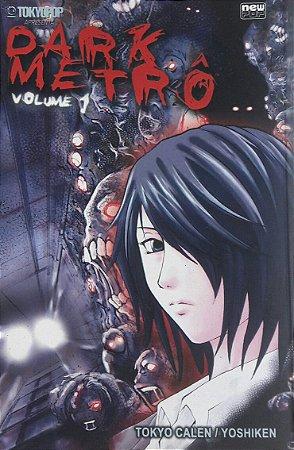 Dark Metrô #1 - Ed. Newpop