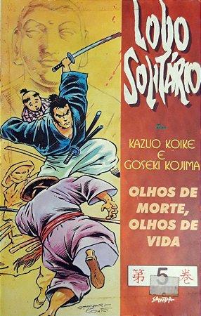 Lobo Solitário #05 Sampa