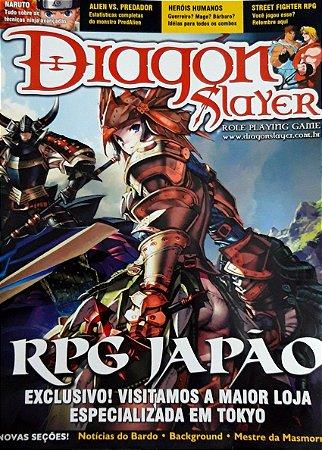 Dragon Slayer #19 Editora Escala