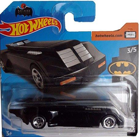 Hot wheels DC Batman Animated Batmobile 164