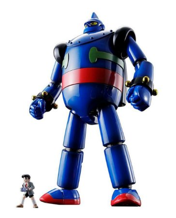 Bandai Chogokin Diecast GX-24R Tetsujin 28 Gigantor