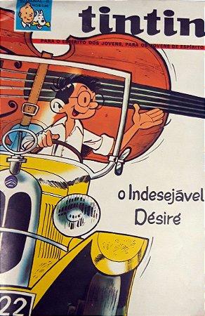 TinTin #11 O Indesejável Désiré