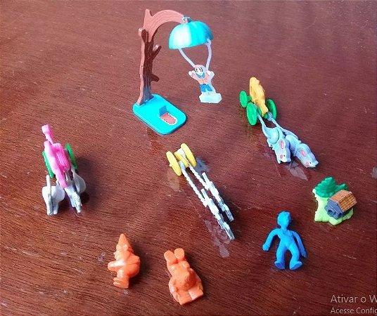 kinder Ovo Miniaturas - Lote 15