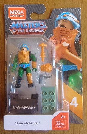 Mega Construx Man-At-Arms - Masters of the Universe