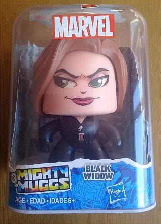 Mighty Muggs Marvel Black Widow Hasbro