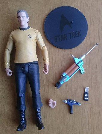 Star Trek Capitão Kirk McFarlane Toys