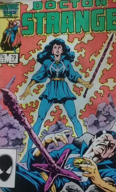 Doctor Strange #79 - Importada