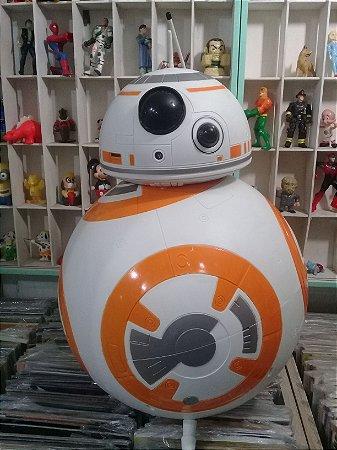 BB-8 Som e Luz 40 Cm - Star Wars