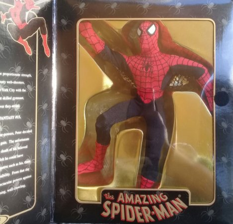 Famous Cover Homem-Aranha - Toy Biz