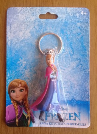 Chaveiro Frozen Anna Disney
