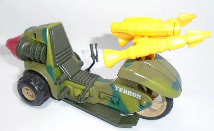 Moto Gulliver Terror Sos Comando Ação Gijoe