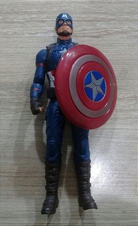 Hasbro Marvel Capitão America - Vingadores Ultimato