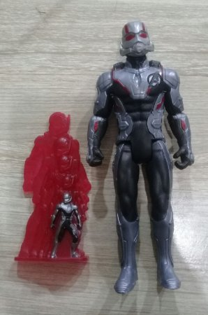 Hasbro Marvel Homem Formiga - Vingadores Ultimato