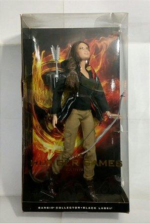 Katniss Everdeen  Barbie Collector Black Label Jogos Vorazes