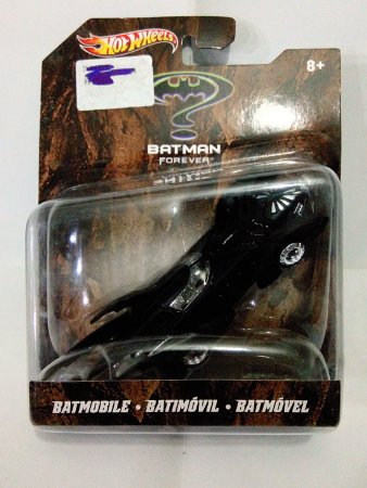 Hot Wheels Batmóvel Batman Eternamente - 1/50