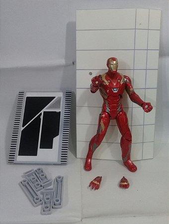 Marvel Select Homem de Ferro Mark 46