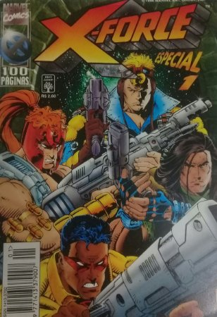 X-Force Especial #1 - Ed. Abril