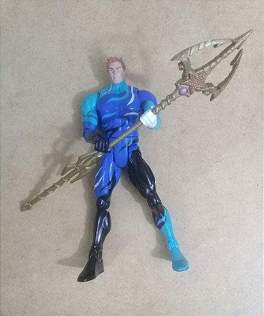 DC Universe Aquaman Roupa Azul - Loose