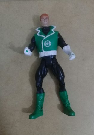 DC Universe Lanterna Verde Guy Gardner (Green Lantern) - Loose
