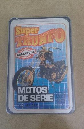 SUPER TRUNFO MOTOS DE SÉRIE - GROW