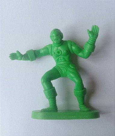 Gulliver Homem de Ferro Verde - Vingadores Marvel Antigo Vintage