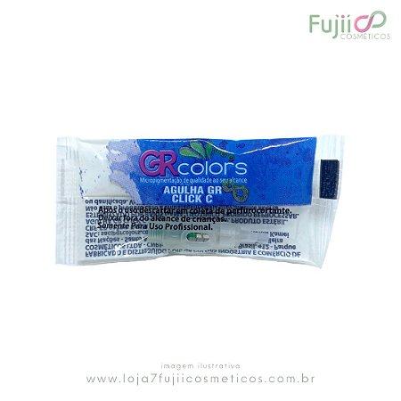 Agulha GR CLICK-C 5 Pontas Linear