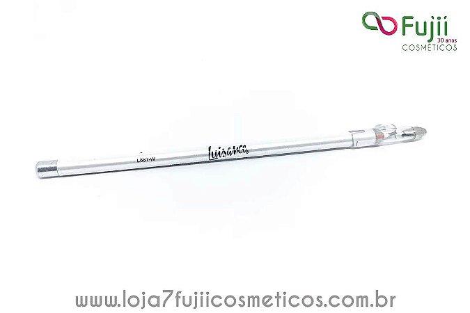 Lápis BRANCO c/ apontador - Luisance