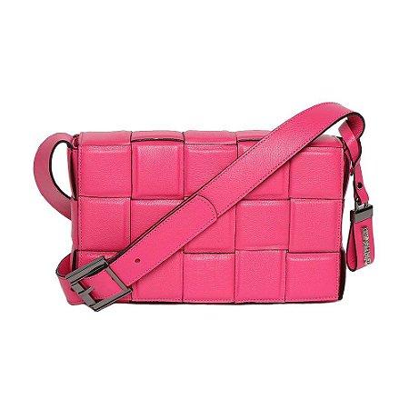 Bolsa de Couro Griffazzi Pink
