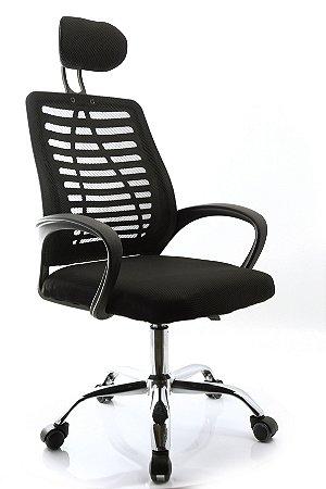 Cadeira Executiva Tela Mesh - Anatômica