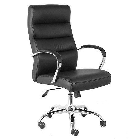 Cadeira De Escritório Presidente - Anatômica