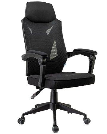 Cadeira Zermatt Preta - Anatômica
