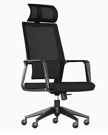 Cadeira Presidente Milão - Anatômica