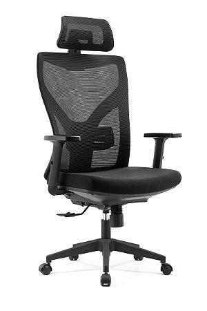 Cadeira Presidente Hamburgo - Ergonômica
