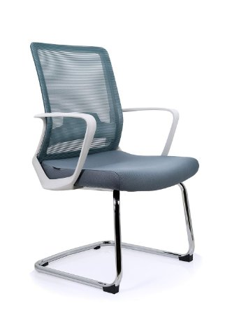 Cadeira de Escritório Toronto Cinza - Interlocutor