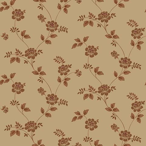 Papel de parede Flower Time (clássico) - Cód. FF202-06