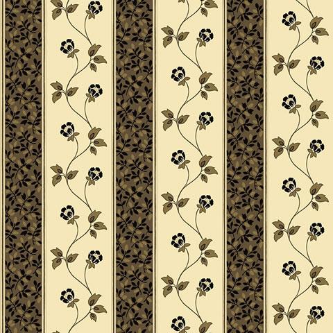 Papel de parede Flower Time (clássico) - Cód. FF202-16