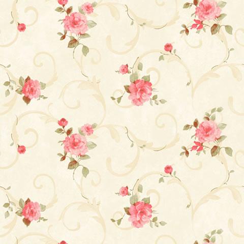 Papel de parede Romantic (clássico) - Cód. RO010701