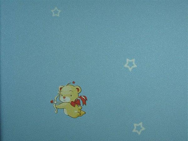 Papel de parede Happy Fantasy (Infantil) - Cód. 180604
