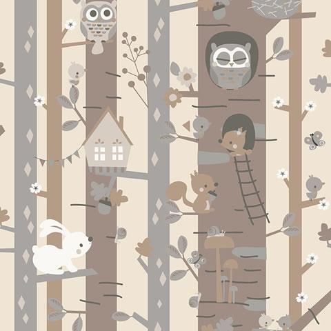 Papel de parede My Adventures (Infantil) - Cód. MA66115