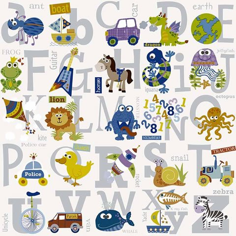 Papel de parede My Adventures (Infantil) - Cód. MA66134