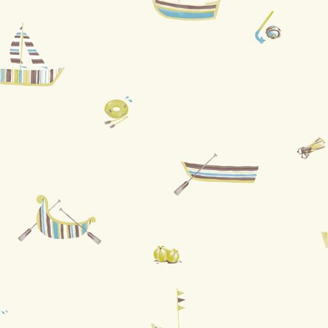 Papel de parede Boy (Infantil) - Cód. GB71802