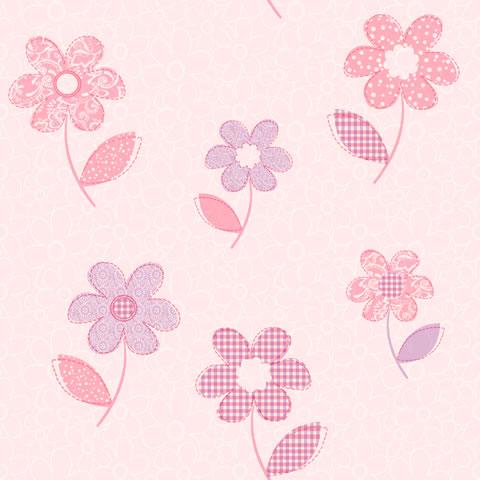 Papel de parede Girl (Infantil) - Cód. GB70604
