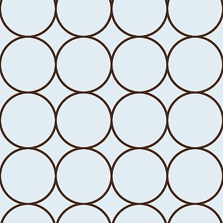 Papel de parede Cirque (Moderno) - Cód. U831659