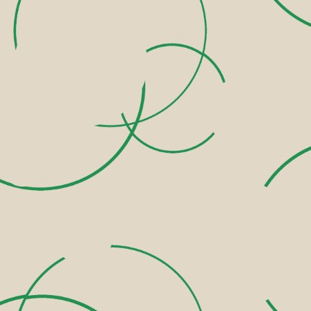 Papel de parede Cirque (Moderno) - Cód. U832463