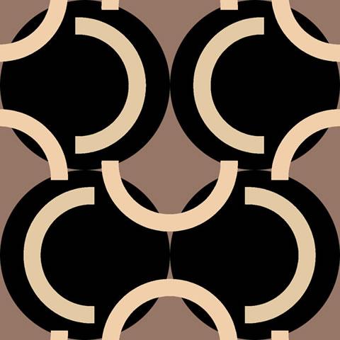 Papel de parede Hoops (Moderno) - Cód. HP7502