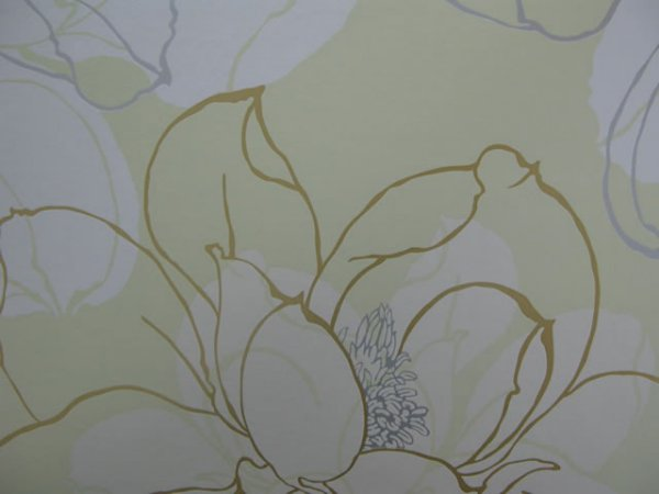 Papel de parede Lolita (Moderno) - Cód. B1 0105
