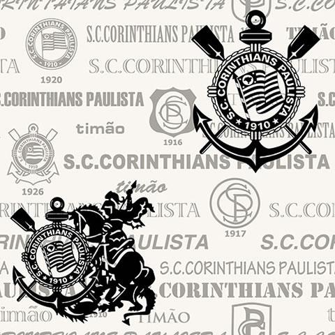 Papel de parede corinthians (Time) - Cód. SC 302-01