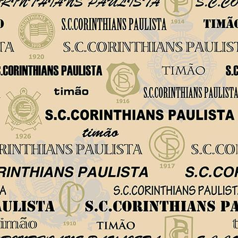 Papel de parede corinthians (Time) - Cód. SC 302-05