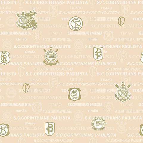 Papel de parede corinthians (Time) - Cód. SC 303-01